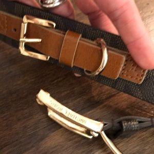 Michael Kors Signature Belt